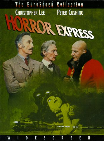 Horror Express Peter Cushing Horror movie poster 24x35 inches 1973