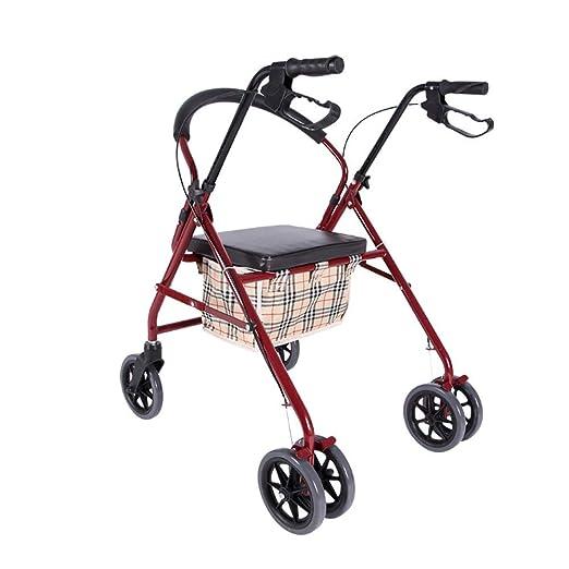 LSLMCS Andador para Ancianos Caminante/Ayuda For Caminar con ...