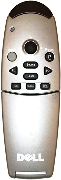 DELL PROJECTOR REMOTE CONTROLLER 3100MP, 3200MP AND 3300MP