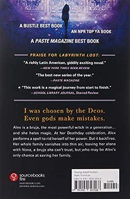 Amazon com: Labyrinth Lost (Brooklyn Brujas) (0760789253713