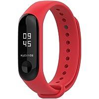 Correa de Reloj Pulsera de Silicona de Mijobs para Xiaomi Mi Banda 3