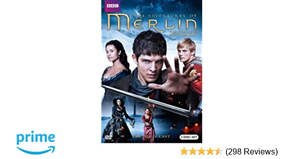 Amazon com: Merlin: Season 5: Colin Morgan, Bradley James