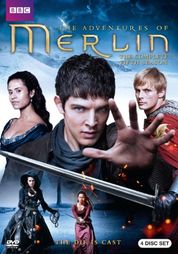Merlin: The Complete Fifth Season (Boxed Set, Widescreen, Subtitled, 4PC)