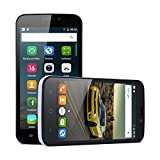 BlackviewA5Quad-core4.5Zoll 3G-Smartphone Android6.01GB+8GBDual KameraGestureWifiBluetoothGPSFM Weiß