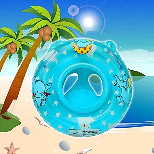 [Elephant Cute Cartoon Animals Baby Seat Float Boat for Toddler Summer Swimming; Pool Toys for Kids Swimming Ring Inflatable Pool] (The Sims 3 Costume Chest)