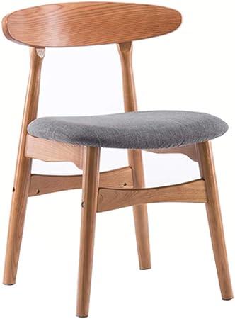 sillas respaldo bajo comedor