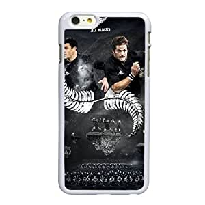 Rugby W1H38L1WB funda iPhone 6 6S más la caja de 5,5 pufunda LGadas funda R7KQ4Y blanco