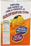 Pepperidge Farm Goldfish, Cheddar, 3 resealable