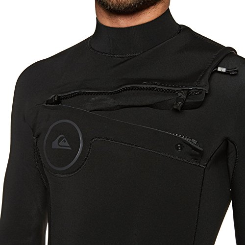 Chest black Eqyw103042 3mm Black Syncro Zip Jet 4 Series Gbs Wetsuit Quicksilver 2018 aYq7PBY