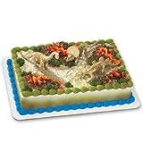 Dinosaur Skeleton DecoSet Cake Decoration