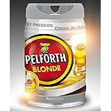 Bière - fut de biere Pelforth Blonde 5L 5.8° beertender
