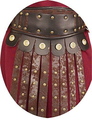 Greek Breastplate Costumes - Rubie's Costume Men's Roman Apron and