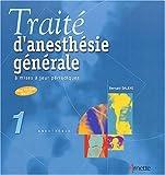 Image de Traite d'anethesie generale - classeur + CD ROM + mise a jour 2001 integree