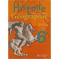 Histoire-Géographie, 6e : Livre de l'élève