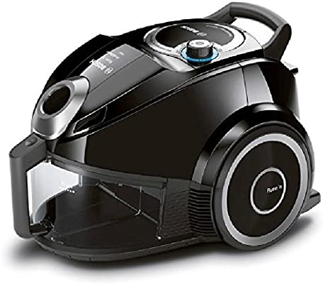 Bosch BGS4SIL73A - Aspiradora (600 W, Aspiradora cilíndrica, Secar, Sin bolsa, 1,9 L, HEPA): Amazon.es: Hogar
