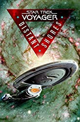 Distant Shores: Star Trek Voyager Anthology