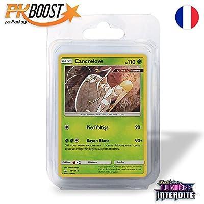 Parkage Coffret PKBoost Holo Rare : CancreloveSL6 Lumière Interdite 110 PV 11/131 - Booster de 12 cartes Pokémon françaises