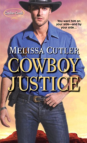 book cover of Cowboy Justice