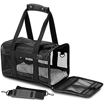 2640a874bec4 Amazon.com : Teafco Argo Large Aero-Pet Airline-Approved Pet Carrier ...