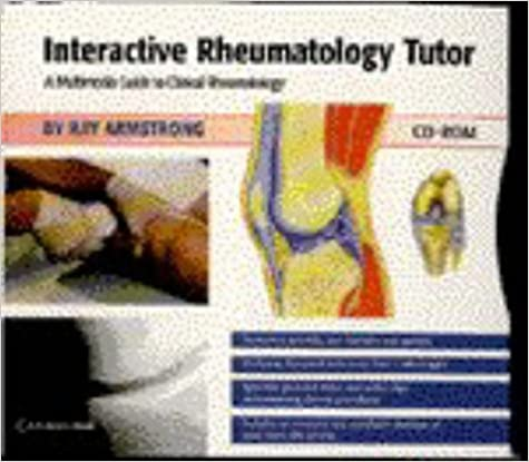 Interactive Rheumatology Tutor: A Multimedia Guide to