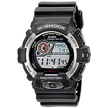 G-Shock GR8900-1CR Men's Tough Solar Black Resin Sport Watch