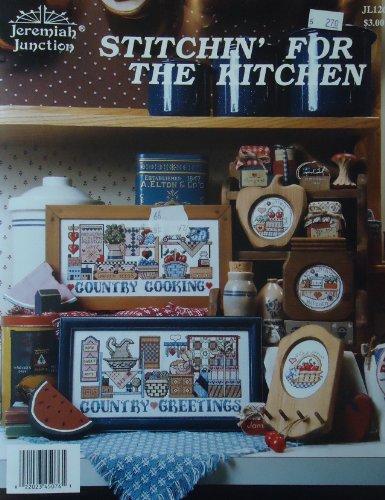 Stitchin' for the Kitchen (#JL126)