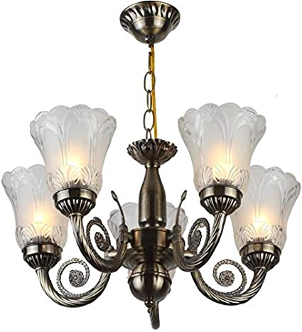 buy somil unique design glass chandelier with engraved transparent