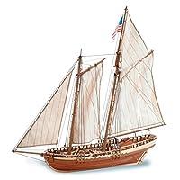 Latina 22135 1/41 Virginia American Schooner, 22135