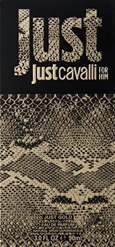 جست كافالي جولد من روبيرتو كافالي للرجال - او دي بارفان، 90 مل