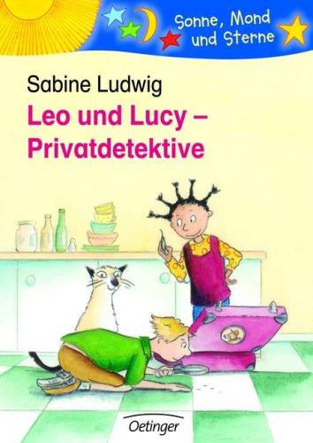 Leo und Lucy. Privatdetektive