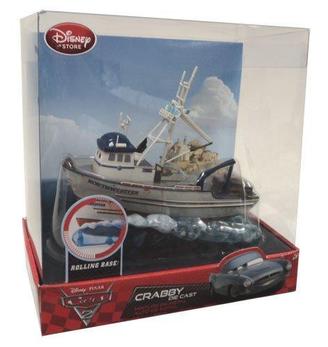Disney / Pixar CARS 2 Movie Exclusive 7 Inch Die Cast Figure Crabby