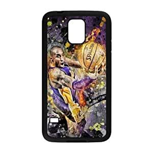 Kobe Bryant New Fashion DIY Phone Case for SamSung Galaxy S5 I9600,customized cover case ygtg-811242 Kimberly Kurzendoerfer