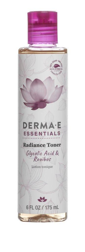 Derma E Radiance Toner, 6 Fluid Ounce