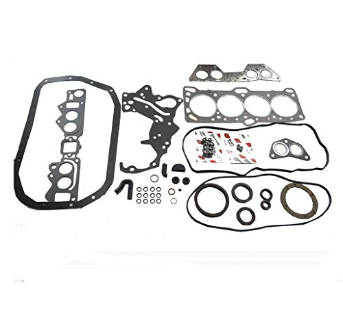 Diamond Power Full Gasket Set works with Dodge Ram 50 Hyundai Sonata Mitsubishi Galant Expo Van 2.4L SOHC