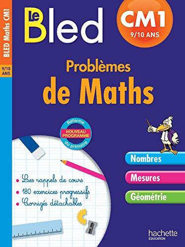 Problèmes de maths CM1 9-10 ans