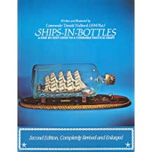 Amazon don hubbard books ships in bottles a step by step guide to a venerable nautical craft fandeluxe Images