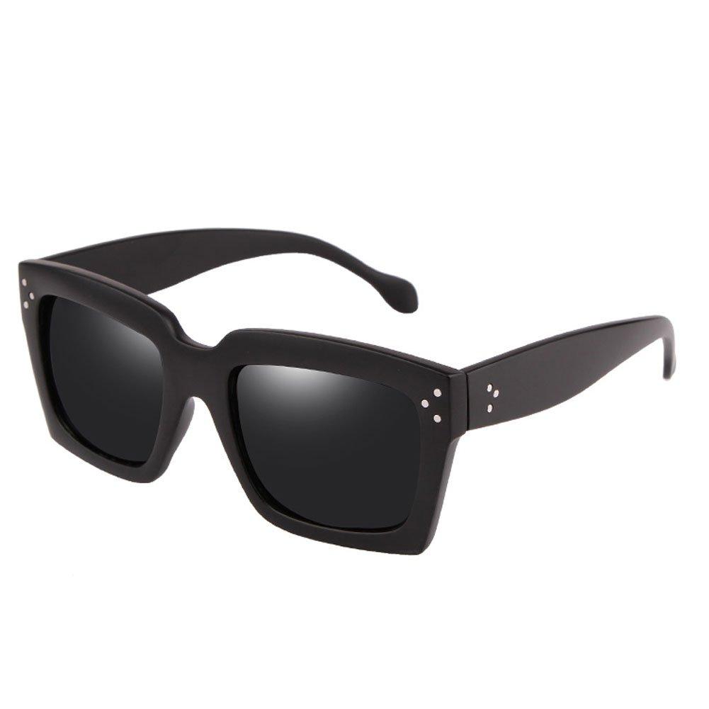 2 H.ZHOU Sunglasses Female UV Predection Sunglasses Big Box Sunglasses Ladies Glasses (color   3)