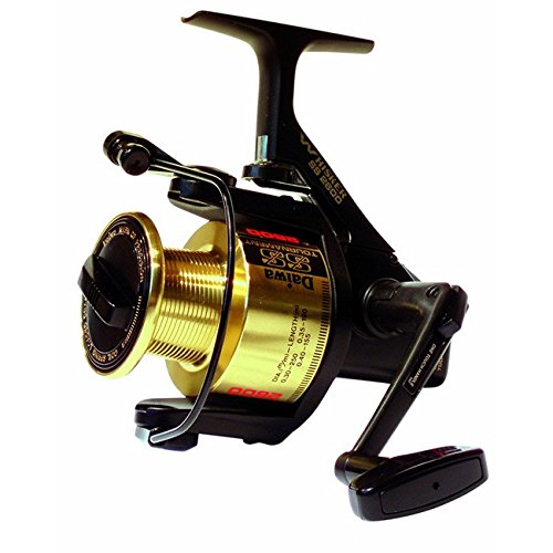 Daiwa SS Tournament 4.6:1 Left/Right Hand Long Cast Spinning Fishing Reel – Whisker SS2600 For Sale