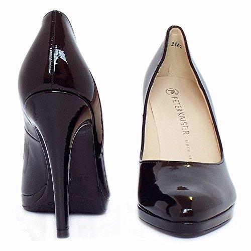 Stiletto Herdi Noir Brevets PATN Escarpins Peter Kaiser BLACK 4EAxHEU
