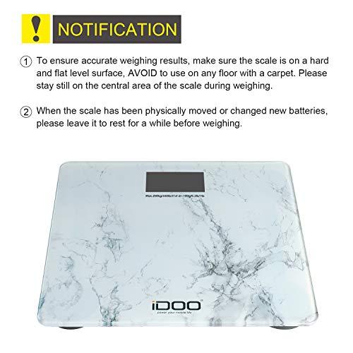 iDOO Ultra Duty Precision Digital Scale Big Platform 440lb