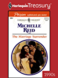 The Marriage Surrender (Passion)