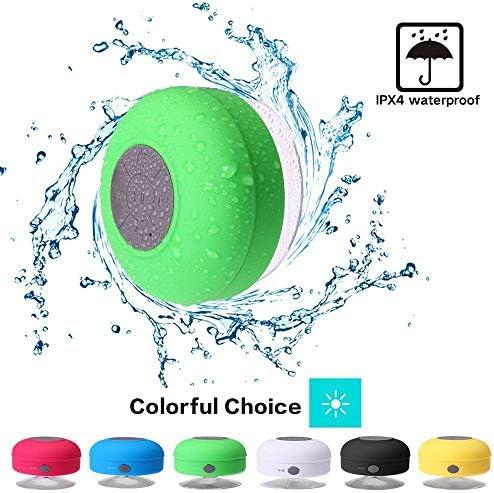 Resistant Bluetooth Pokanic Waterproof Speakerphone