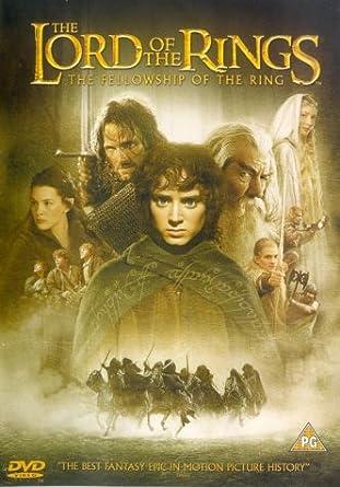 Resultado de imagen para the lord of the rings 2001