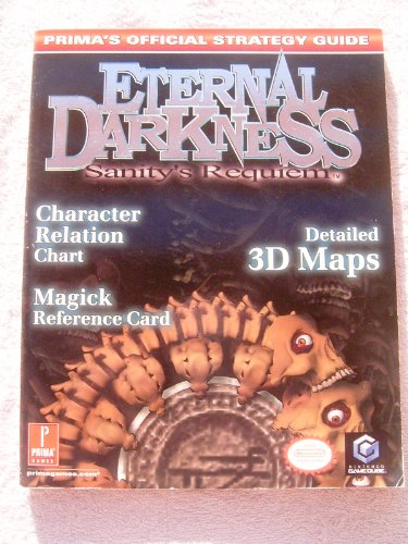 Eternal darkness : sanity's requiem : Prima's official strategy guide