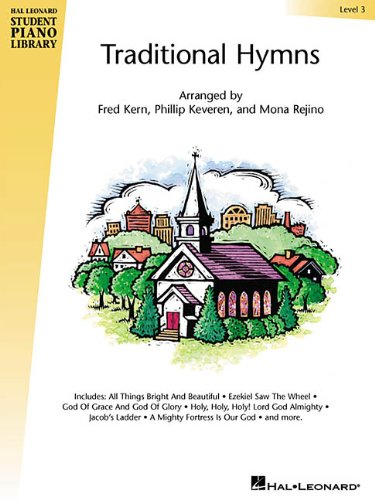 Traditional Hymns Level 3: Book Only - Hal Leonard Student Piano ()