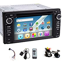 NEW MODEL Android 4.2.2 Car DVD Player for Toyota Corolla Ex 2008-2013 Gps wifi Hot spot Internet CAR STEREO BT Audio Support Navigation google Touch Screen+Free Backup Camera