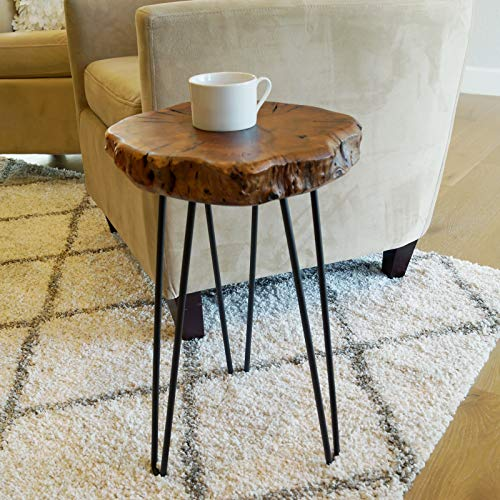 Set of 4 19'' Furniture Hairpin Metal Legs (19-inch) Heavy Duty Use for Wood Tabletop by WELLAND (Image #5)