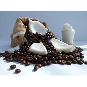 Caffè decaffeinato alla crema di cocco, Filtro, 1 kg