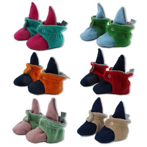 Baby Bootie Babyschuh Krabbelschuh Lauflernschuh Babybooties für Mädchen und Jungen