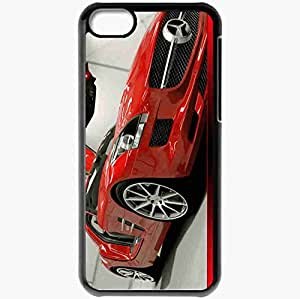 Personalized iPhone 5C Cell phone Case/Cover Skin Forza Motorsport 4 Black by icecream design